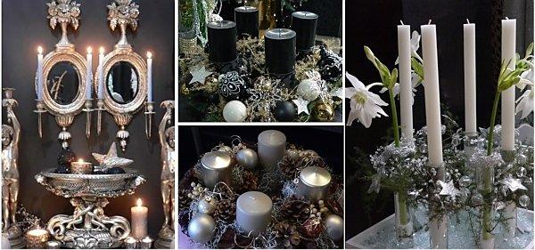 Weihnachtliche deko tipps hallo bergstrasse das for Weihnachtsdeko schwarz