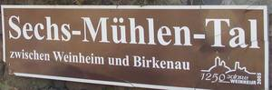 Sechs-Muehlental Bergstrasse