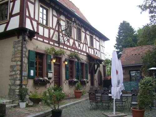 Feste Bergstraße