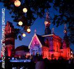 Jugendstiltage Darmstadt mit Illuminationsfest