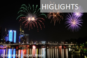 Frankfurt Veranstaltungen - die besten Events des Jahres - Feste, Kultur Sportveranstaltungen - der Frankfurter Veranstaltungskalender ist gespickt mit tollen Events. Damit Sie nichts verpassen, geben wir Ihnen einen Überblick über die Highlights in der Main-Metropole.
