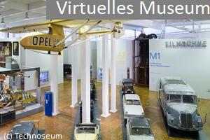 Virtueller Besuch im Technoseum  - Das TECHNOSEUM Mannheim bietet umfangreiches virtuelles Besucherprogramm und baut sein Angebote für Online-Führungen, Mitmach-Aktionen und Unterrichtsmaterial aus.