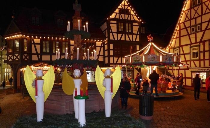 Weihnachtsmarkt Otzberg.Weihnachtsmaerkte Im Odenwald Hallo Bergstrasse Das Familien